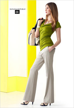 Banana Republic Catalog