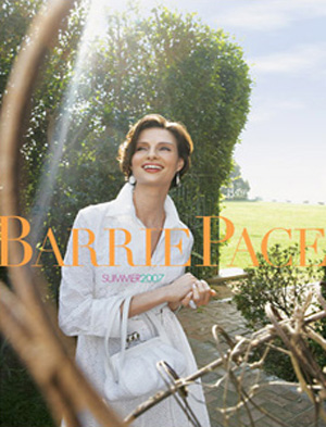 Barrie Pace Catalog