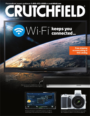Crutchfield Catalog