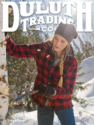Duluth Trading Catalog
