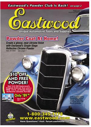 Eastwood Company Catalog