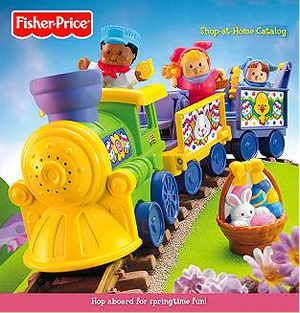 Fisher Price Catalog