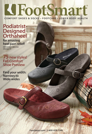Footsmart Catalog