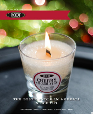 Root Candles Catalog