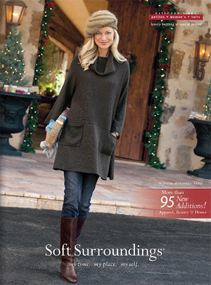 Soft Surroundings Catalog