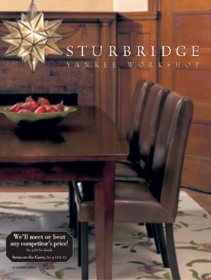 Sturbridge yankee workshop catalog for Sturbridge yankee workshop
