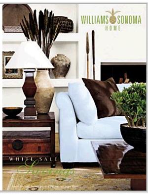 Williams Sonoma Catalog