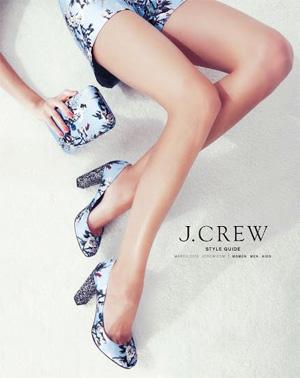 J Crew Catalog