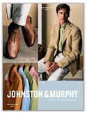 Johnston & Murphy Catalog