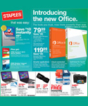 Staples Catalog